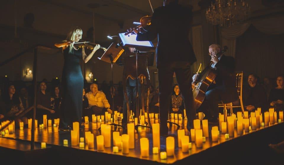 Candlelight Pop Music, o melhor da música pop à luz das velas
