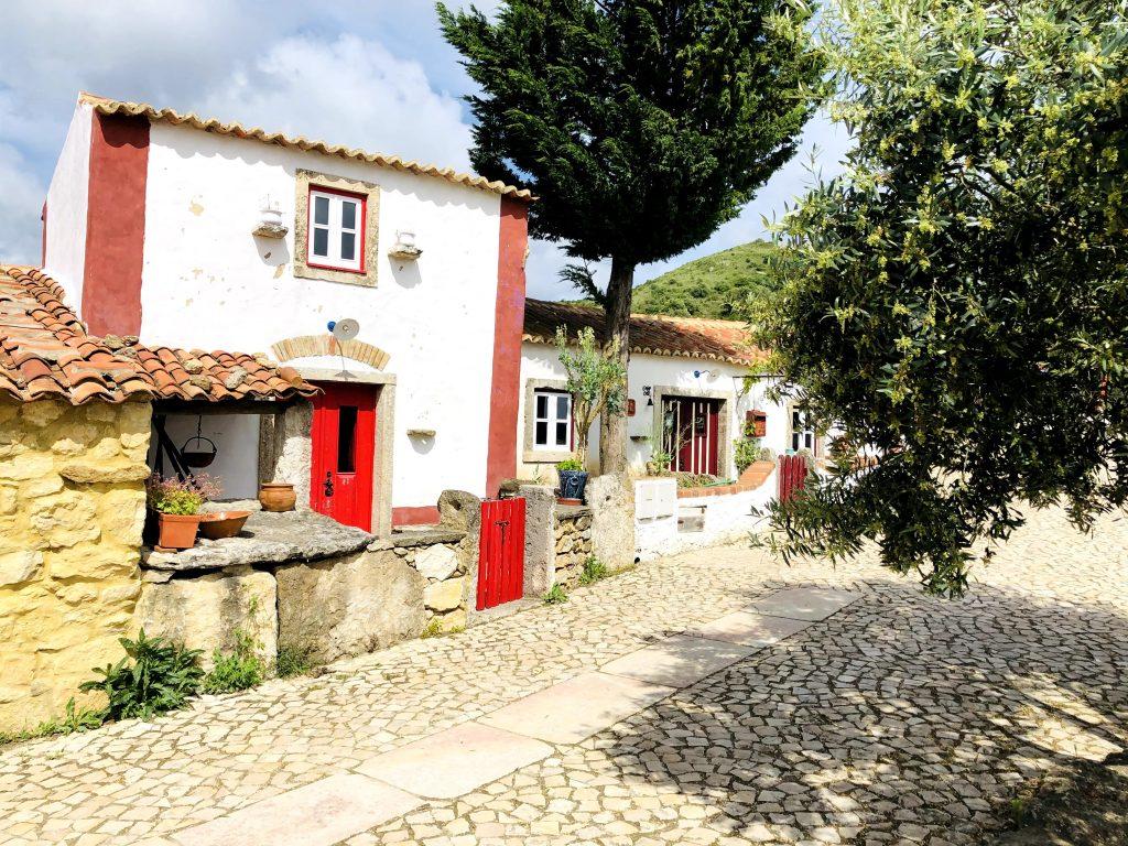 Mata Pequena, uma aldeia típica a 30 minutos de Lisboa