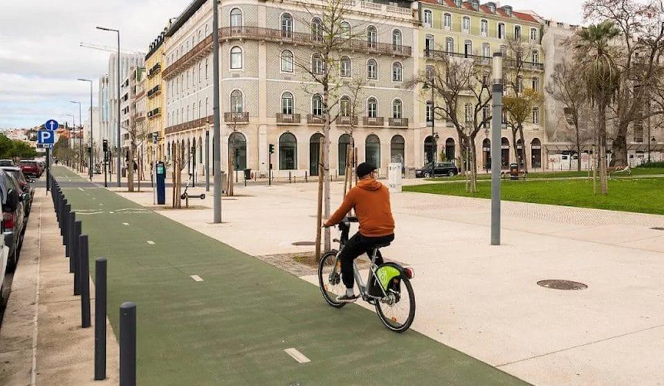 5 ciclovias vão ligar Lisboa, Odivelas, Amadora, Moscavide, Sacavém e Algés