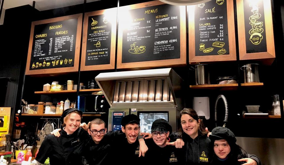 Lisboa vai ter o primeiro Café Joyeux, que forma e emprega pessoas com trissomia 21 e autismo