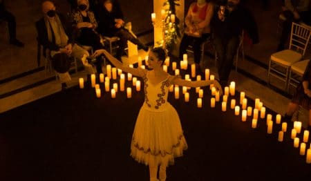 Sintra é o mais recente local a receber um concerto Candlelight com ballet