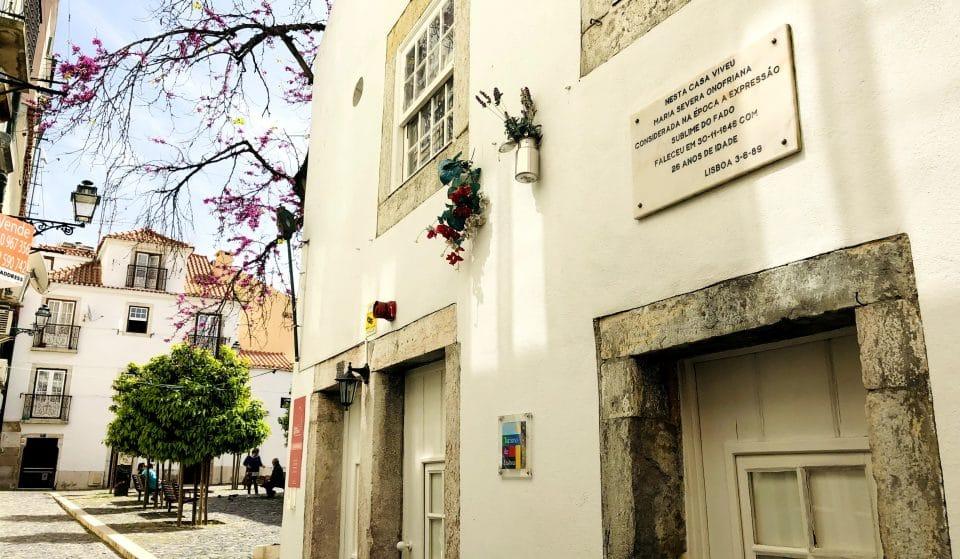 Nestas casas viveram portugueses muito famosos