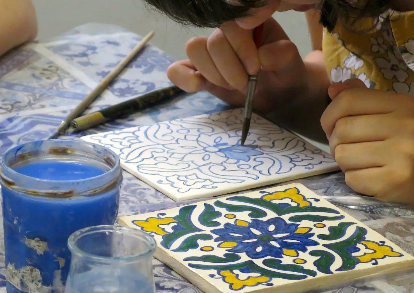 workshop azulejo