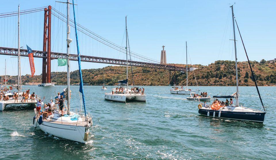 Unleashed at Sea: um festival como nunca viste, em pleno Tejo