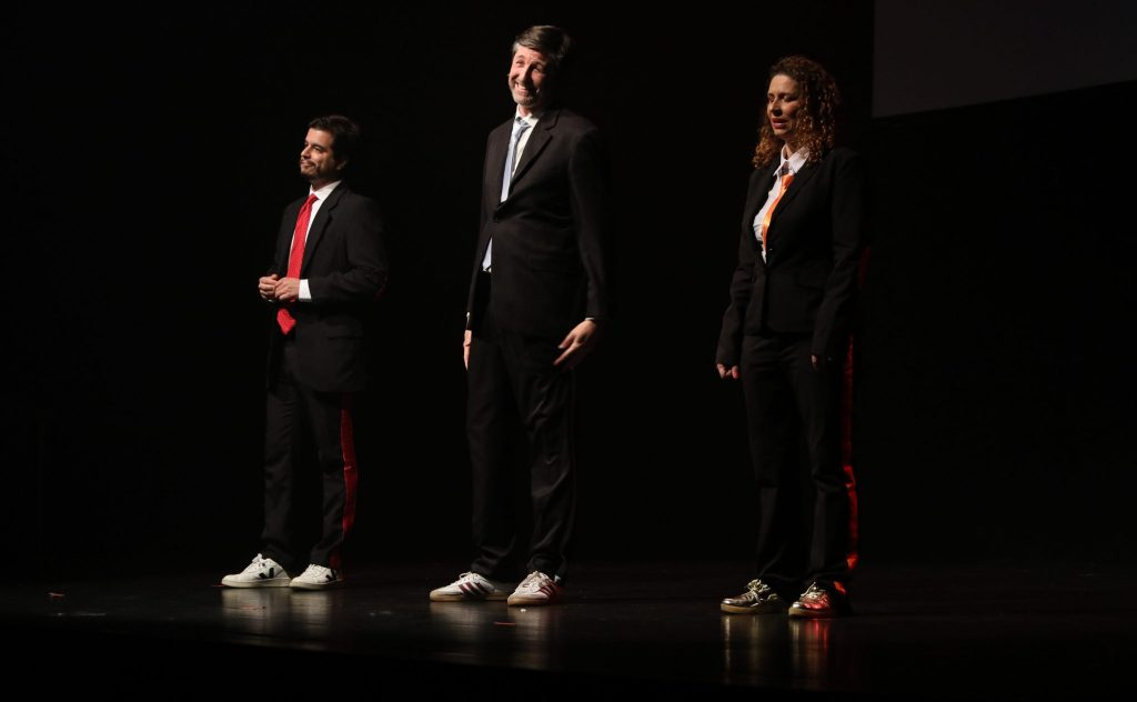 """""""Os Profissionais"""" regressam aos palcos com novas datas e muitas surpresas"""