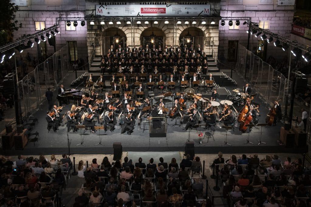 13º Millennium Festival ao Largo acontece entre 9 e 28 de julho. A entrada é gratuita