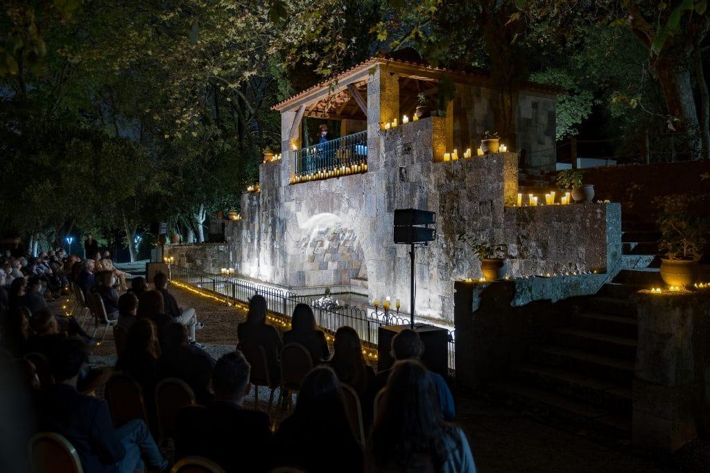 Lisboa vai receber as melhores obras de Mozart em concerto à luz de velas ao ar livre