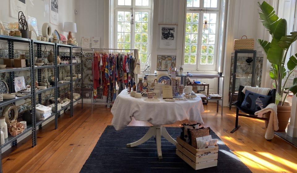 Primeira loja pop up da Kintu Studio alberga 27 designers portugueses