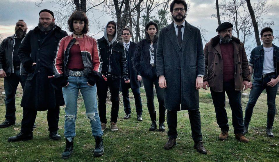 Netflix lança primeiro teaser da 5ª temporada de La Casa de Papel