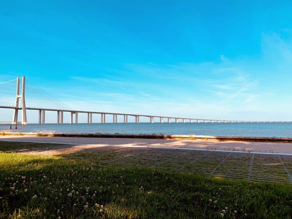Ponte Vasco da Gama estará fechada este fim de semana