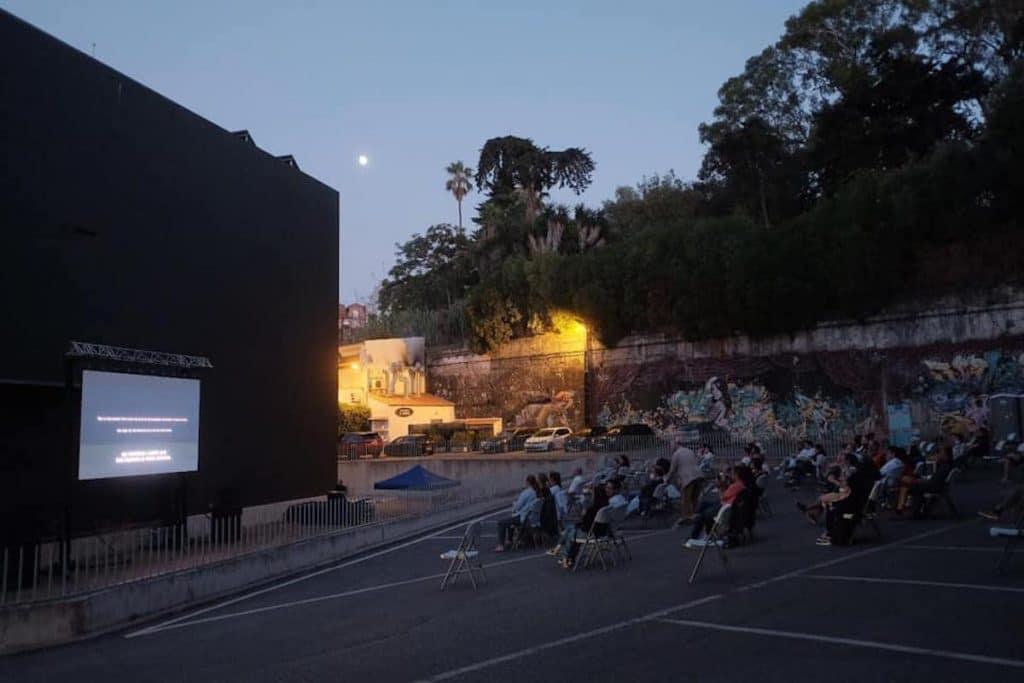 Parque Mayer vai ter cinema ao ar livre grátis a partir de amanhã