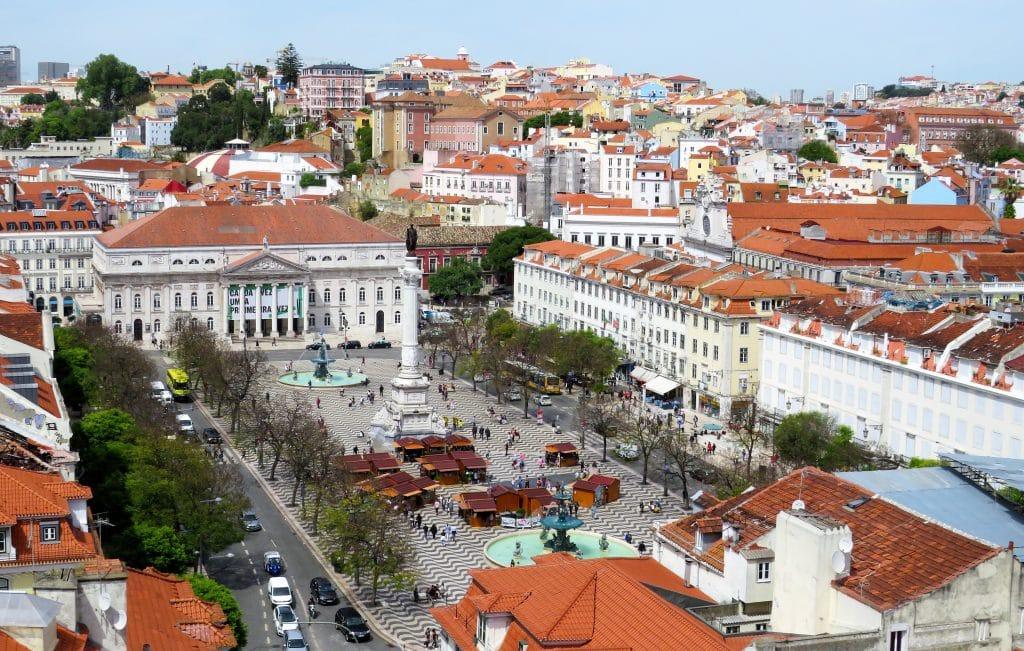 Roteiro obrigatório da Baixa de Lisboa