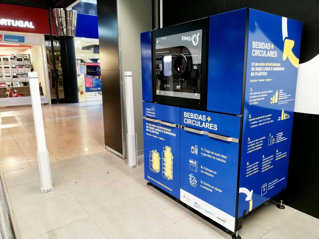Lisboa tem 11 pontos de reciclagem que oferecem descontos