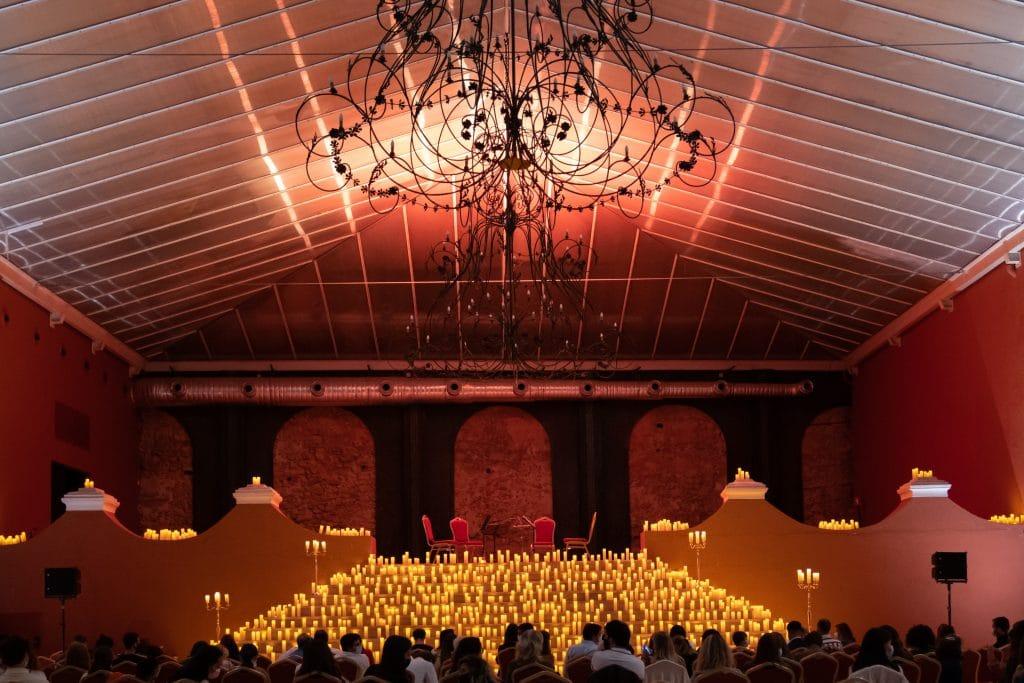Candlelight Andrew Lloyd Webber no Palácio de Xabregas