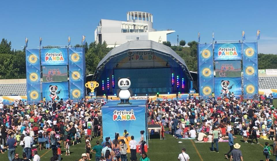 Canal Panda celebra 25 anos com três dias de concertos em Oeiras