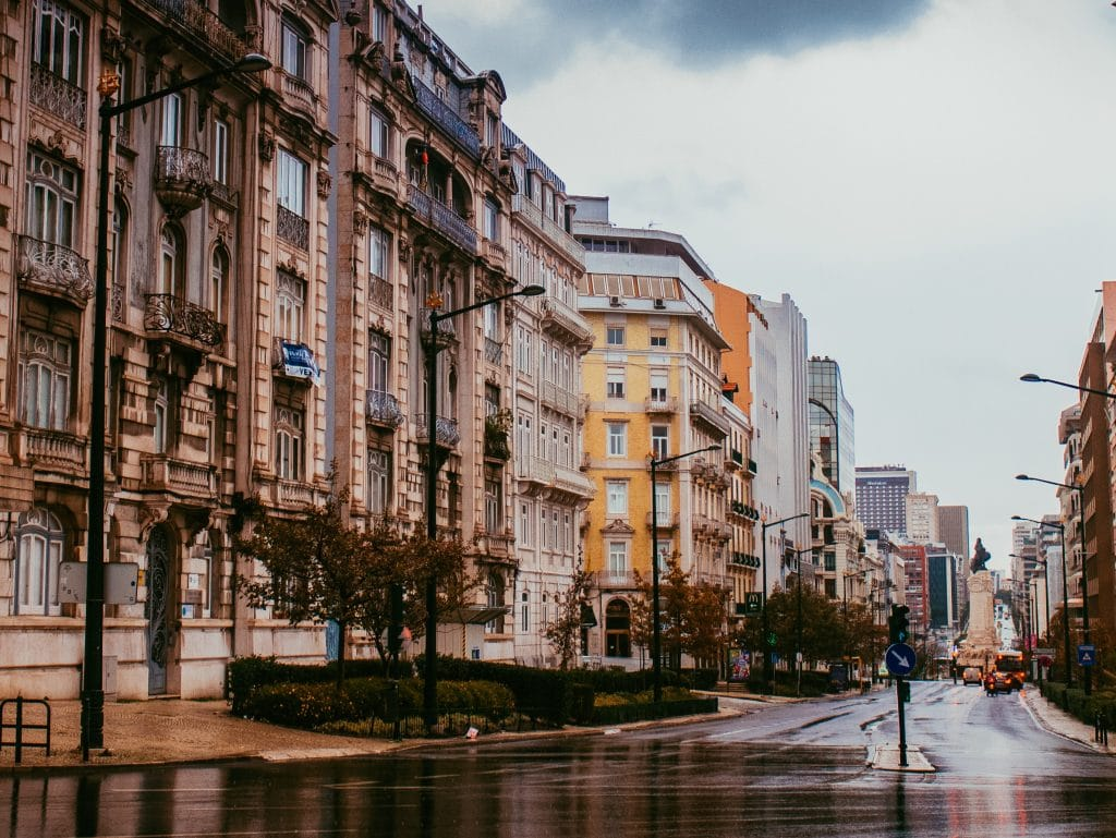 A chuva regressa esta semana a Lisboa