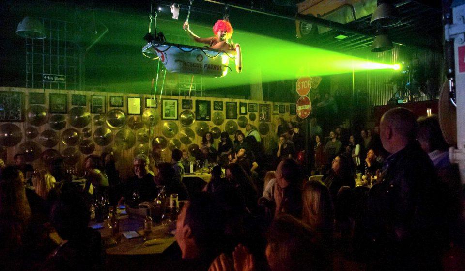 """Custom Circus regressa com """"Going Crazy"""", um espetáculo que conta a história da companhia"""