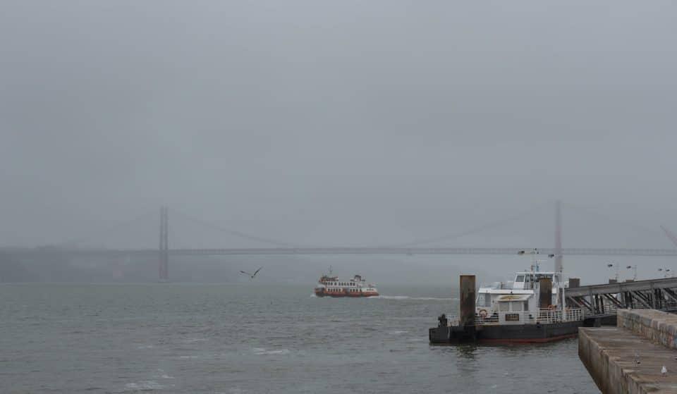 Recomendações da Proteção Civil face às condições atmosféricas na região de Lisboa