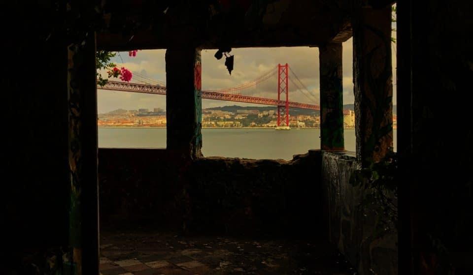 A série La Casa de Papel passou por estes locais em Lisboa