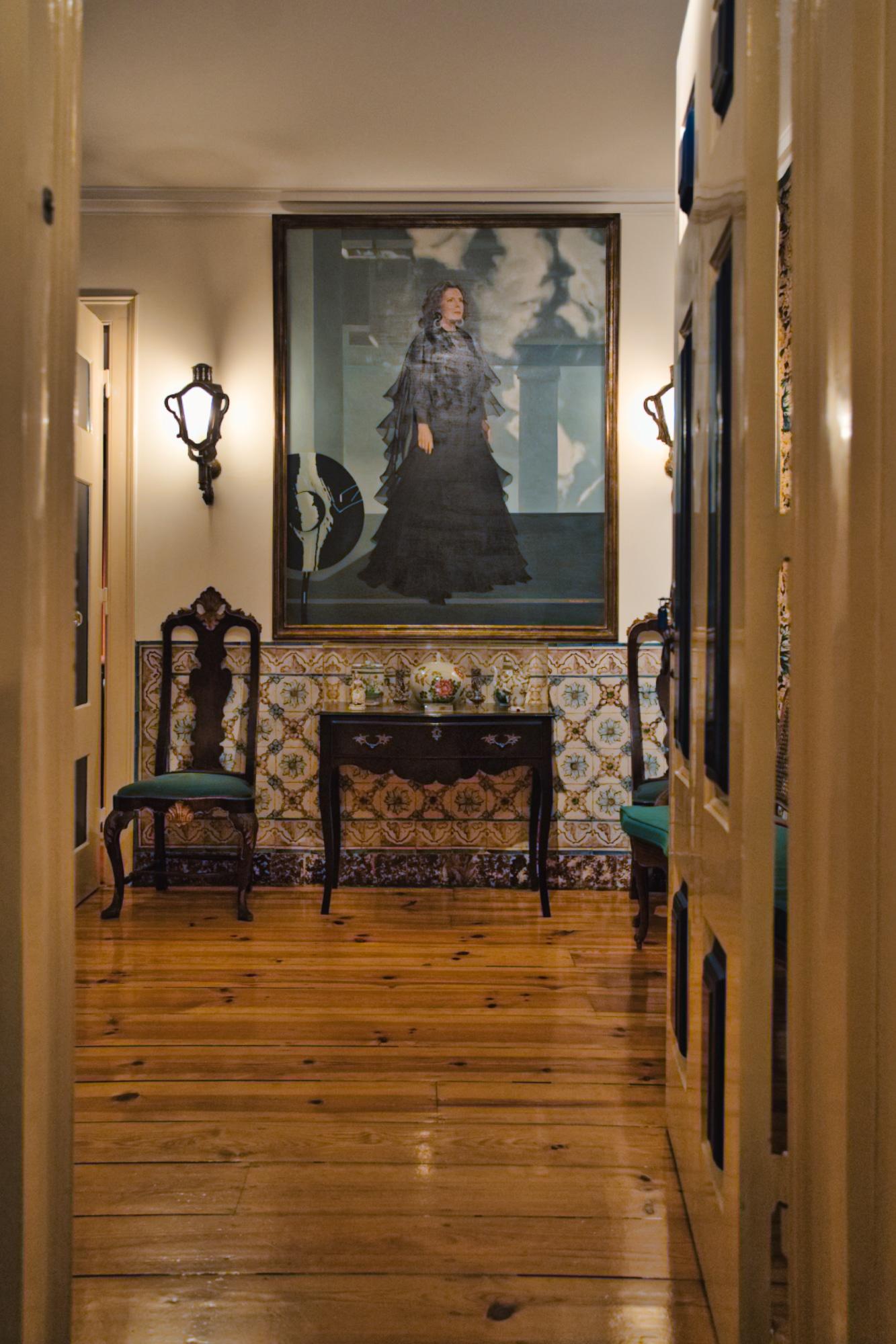 Bem-vindo à Casa-Museu Amália Rodrigues
