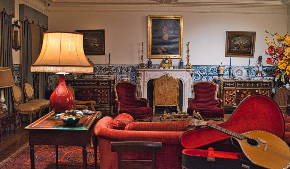 Visitámos a Casa-Museu Amália Rodrigues, e ficámos ainda mais fascinados pela vida da nossa diva