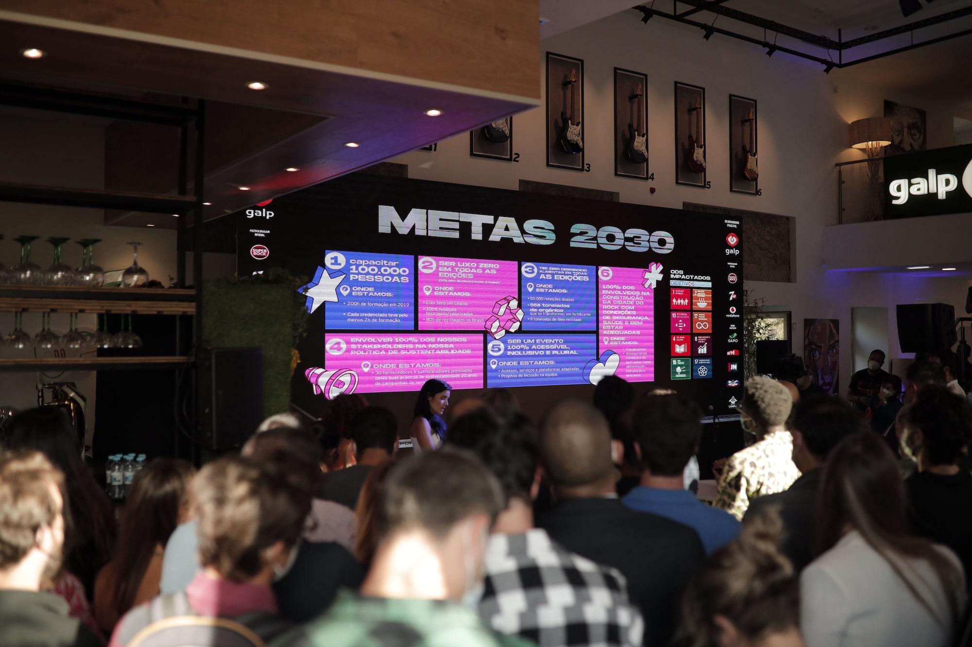 objetivos rock in rio para a edição de 2022