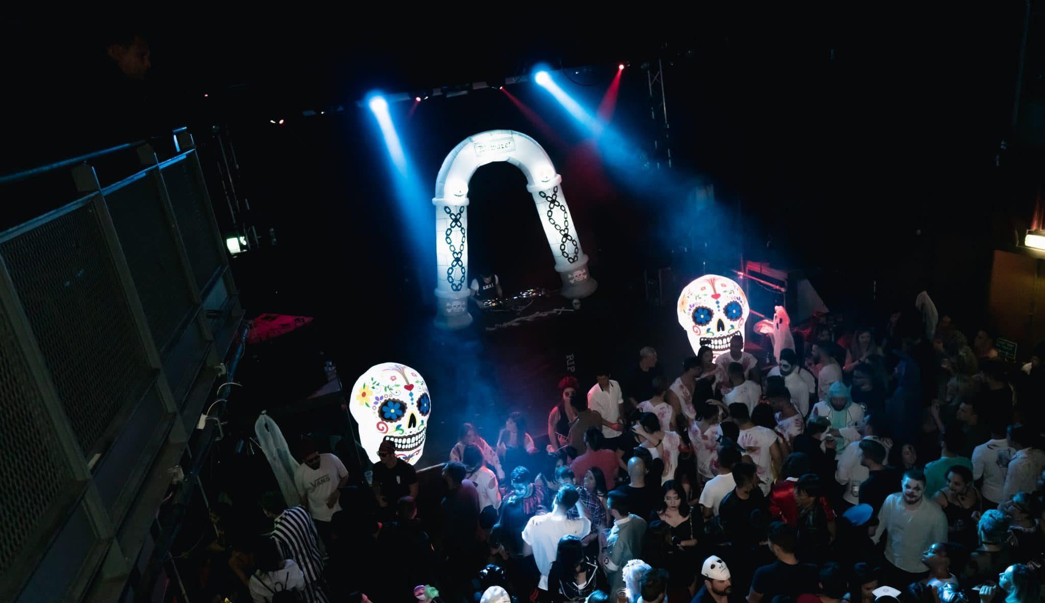 Festa Halloween Freakshow Lisboa