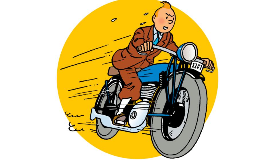 Exposição sobre Hergé, autor de Tintin, em Lisboa até dia 10 de janeiro de 2022