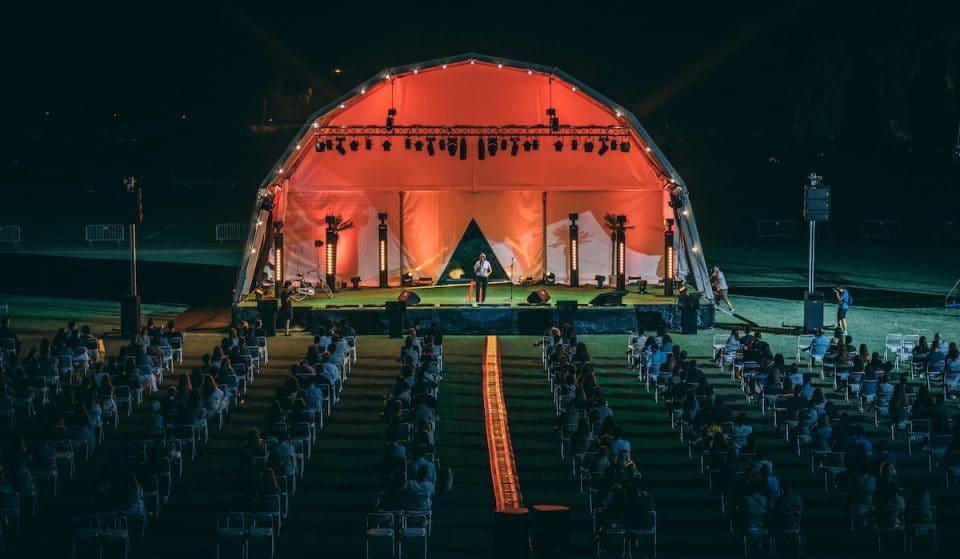 LX Factory recebe noite de festa com muita música, humor, novo circo e poesia