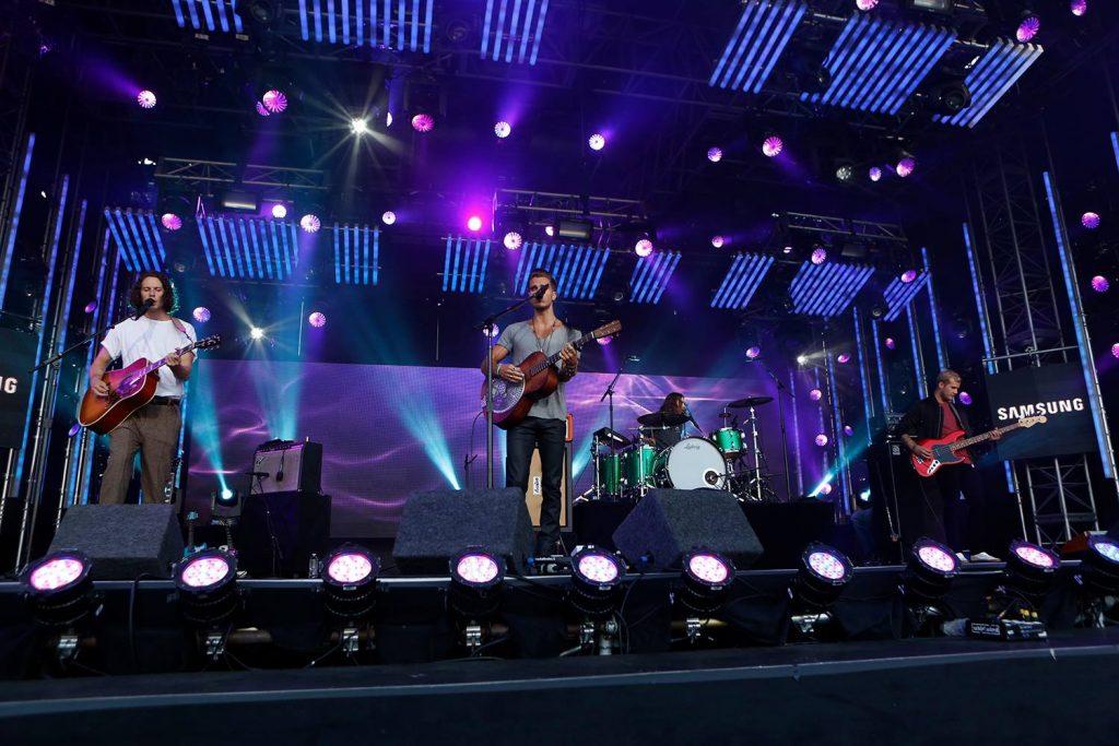 KALEO iniciam digressão europeia com concerto em Lisboa