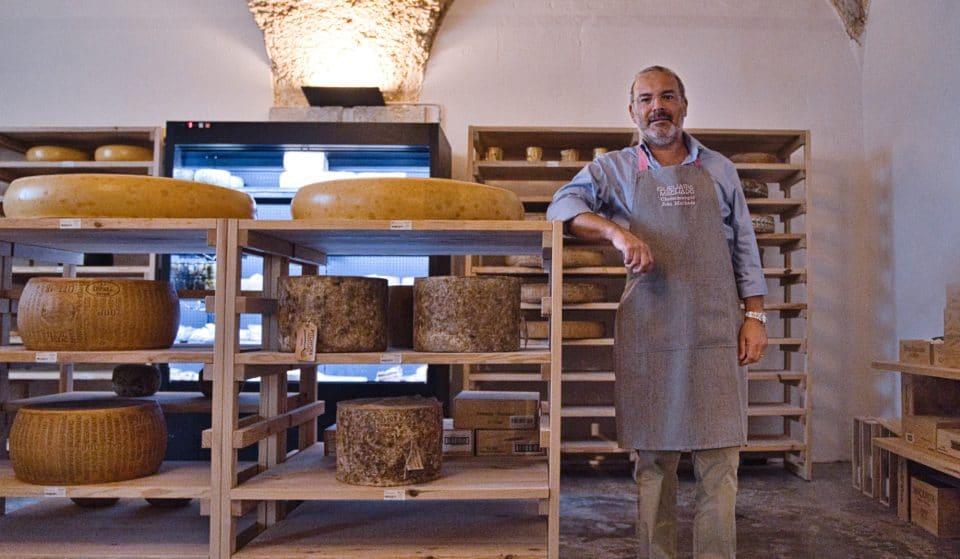 Queijaria Machado, o mundo do queijo no centro de Lisboa