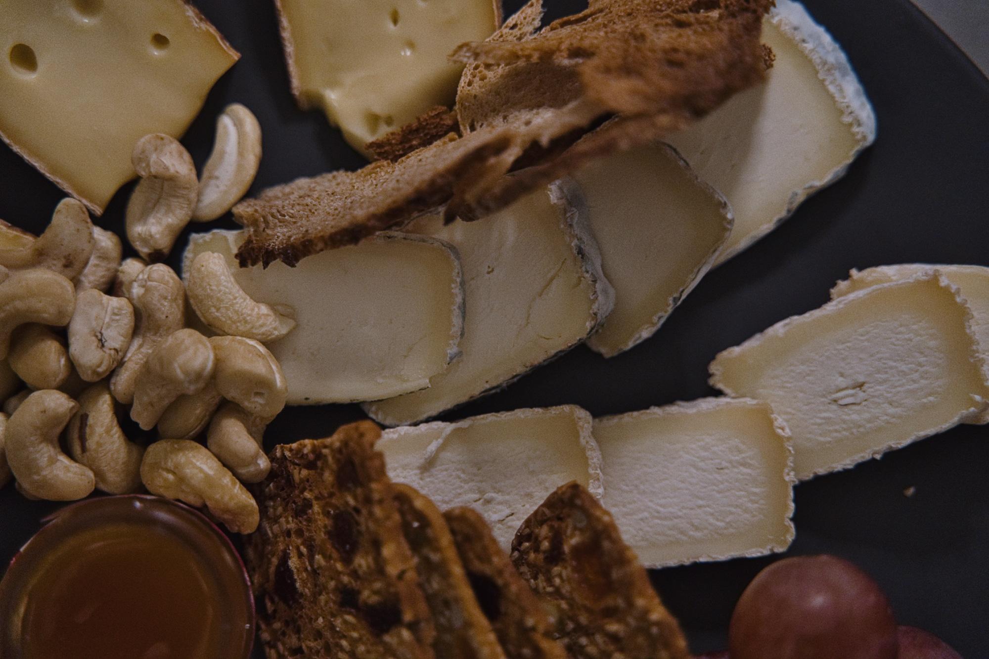 degustação de queijos na Queijaria Machado