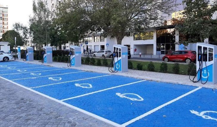 Postos de carregamento elétrico em Lisboa: sabe os locais onde já existem