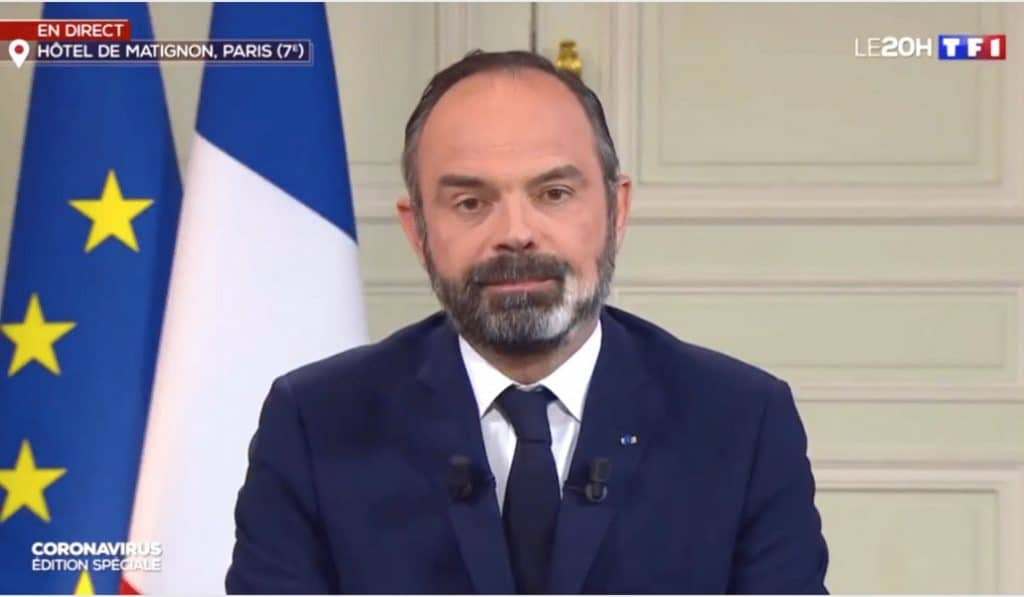 Coronavirus : Edouard Philippe annonce le durcissement des mesures de confinement