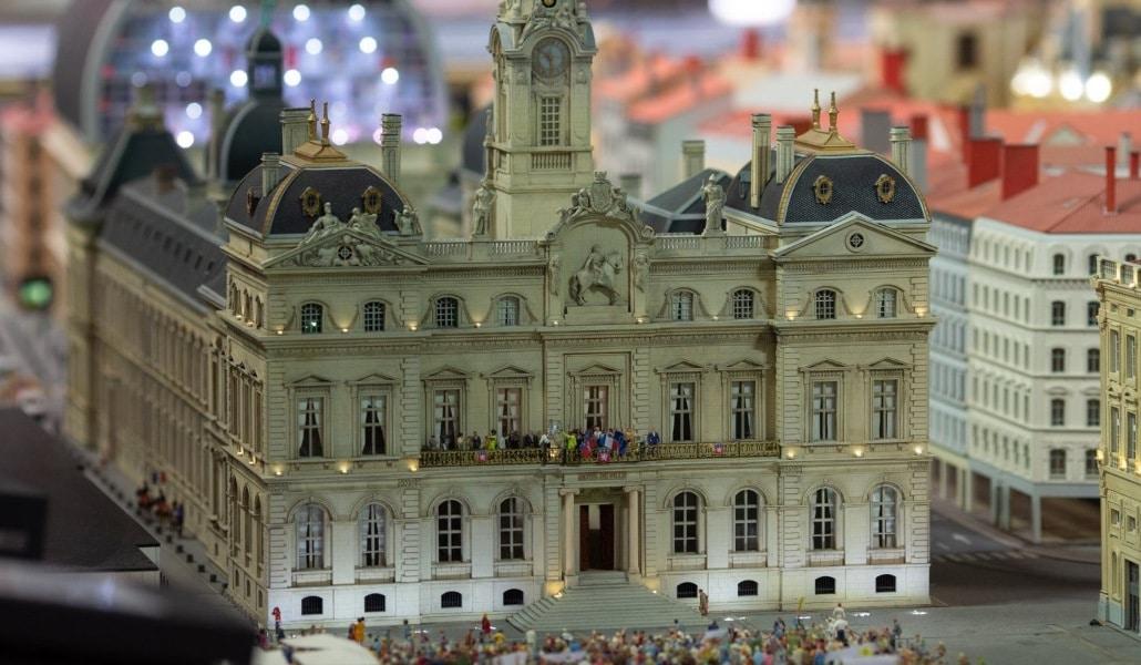 Mini World Lyon sera gratuit deux jours pour les électeurs de moins de 30 ans
