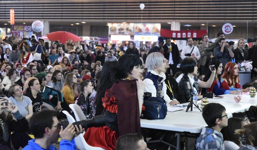 Les salons Geek & Japan Touch sont à l'Eurexpo en avril