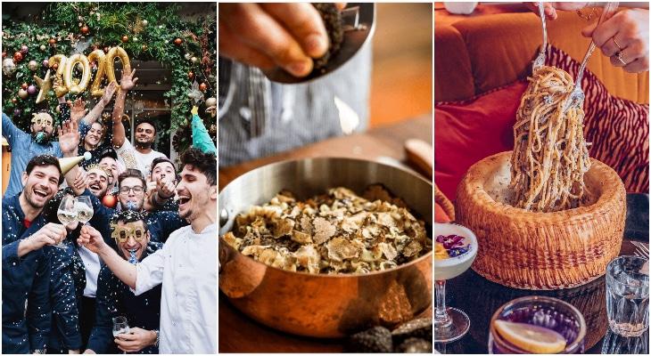 Click&Collect : Big Mamma transforme son restaurant de Lyon en épicerie-traiteur !