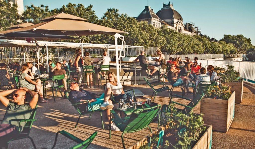 Déconfinement : réouverture des terrasses à Lyon le 2 juin