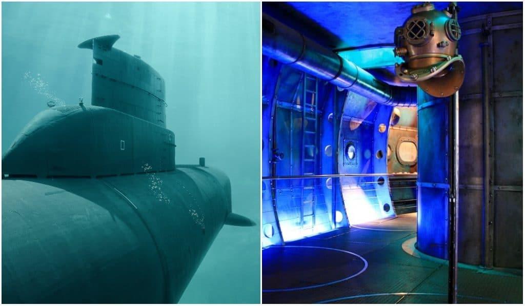 Le Club Soviétique : ton expérience de sous-marin immersif à Lyon !