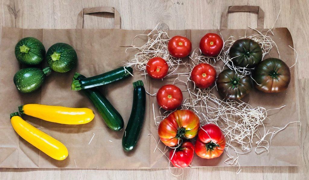 «À vos cagettes» : faites-vous livrer des fruits et légumes locaux chez vous !