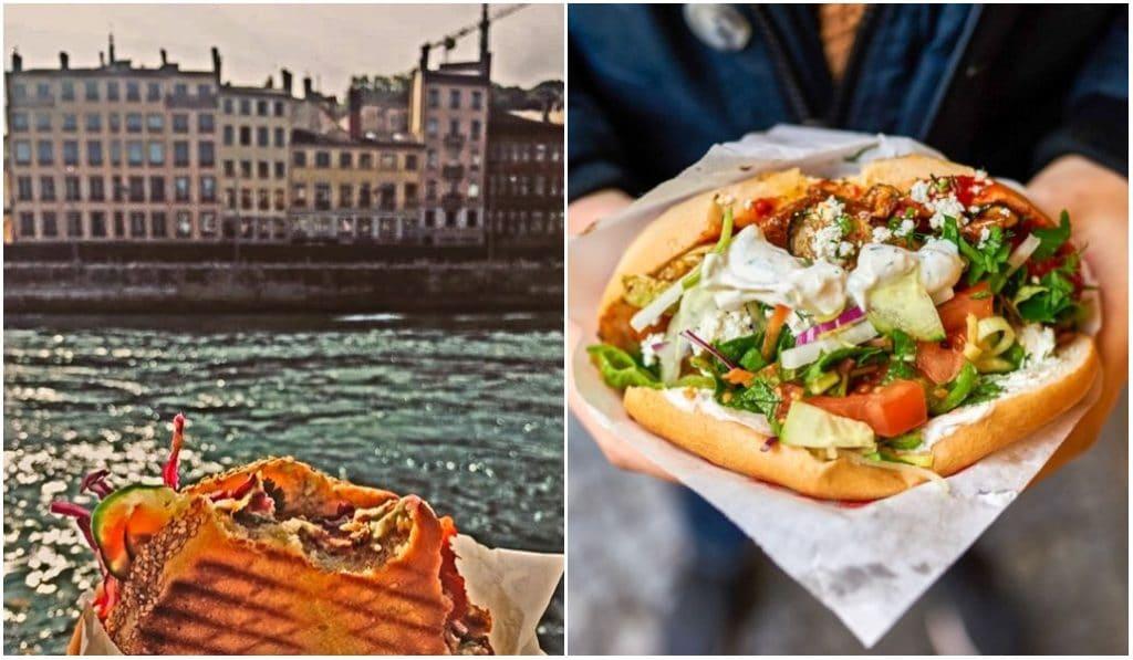 Top 5 des meilleurs kebabs de Lyon !
