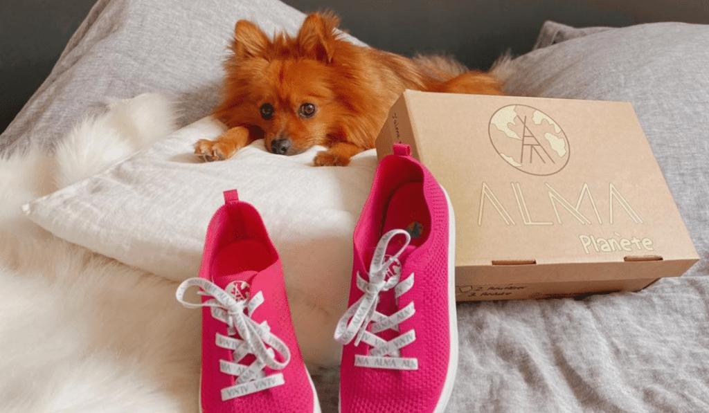 Une entreprise lyonnaise crée des chaussures écologiques et anti-gaspillage !