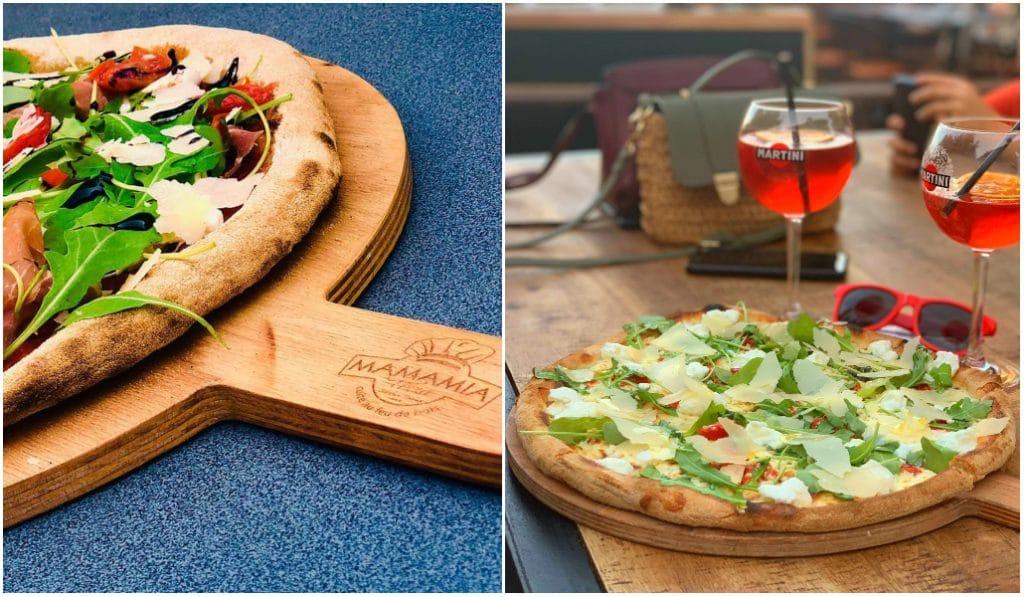 Jordan Tomas ouvre une troisième pizzeria Mamamia à Gerland !
