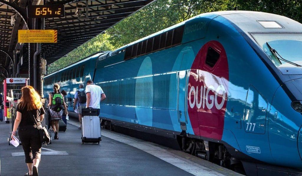 Des trains OuiGo Lyon-Paris dès le 4 juillet à 16 euros !