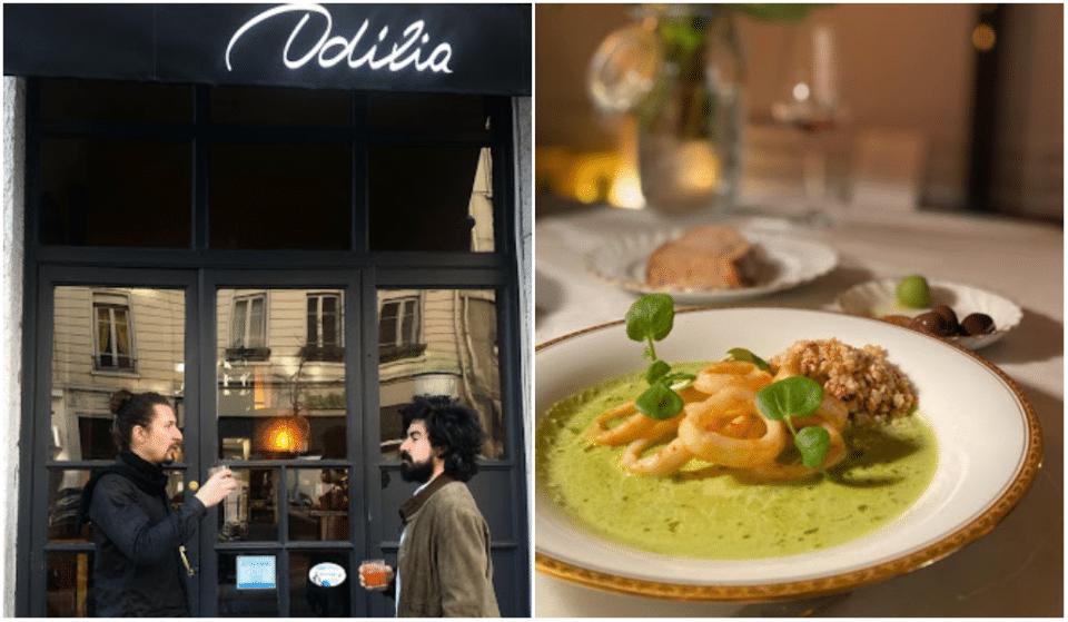 Odília : le nouveau restaurant qui marie l'Italie et le Brésil !