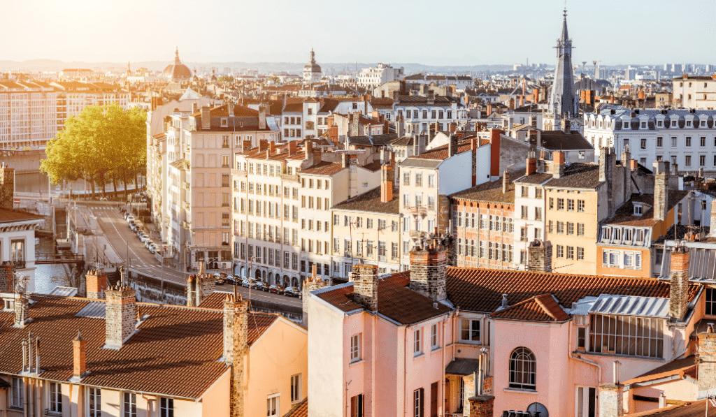 En France, c'est à Lyon que les températures ont le plus augmenté depuis l'an 2000 !