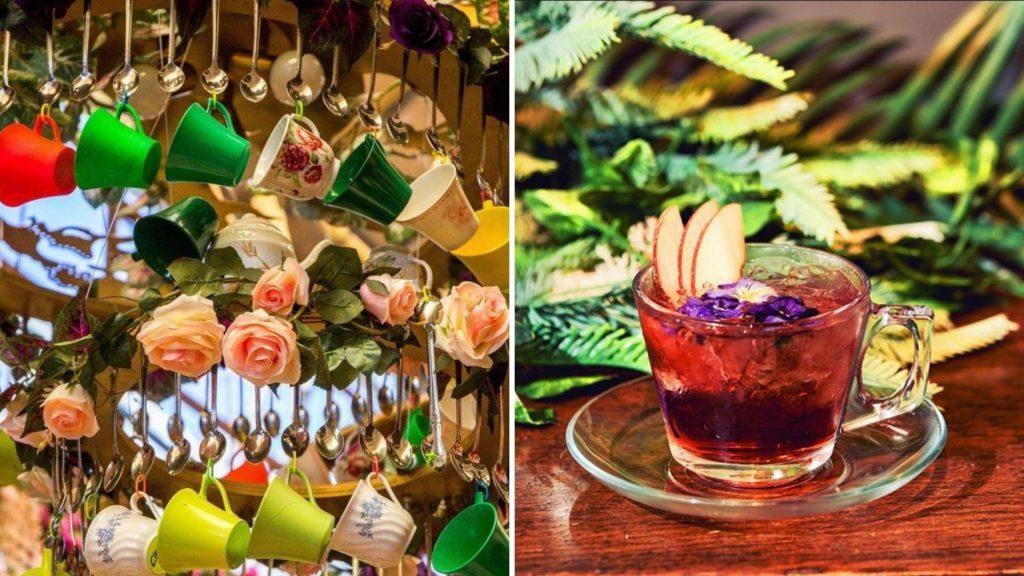 Mad Hatter : les 5 choses insolites que vous trouverez à la Mad Hatter Gin & Tea Party !