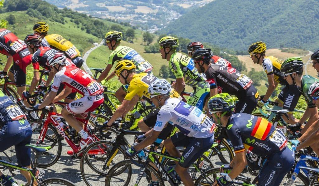 Le Tour de France passera par Lyon ce week-end !