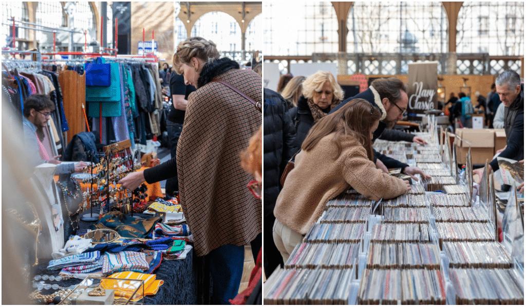 Salon du Vintage à Lyon : 2000 m2 d'expo design, mode et vinyles !