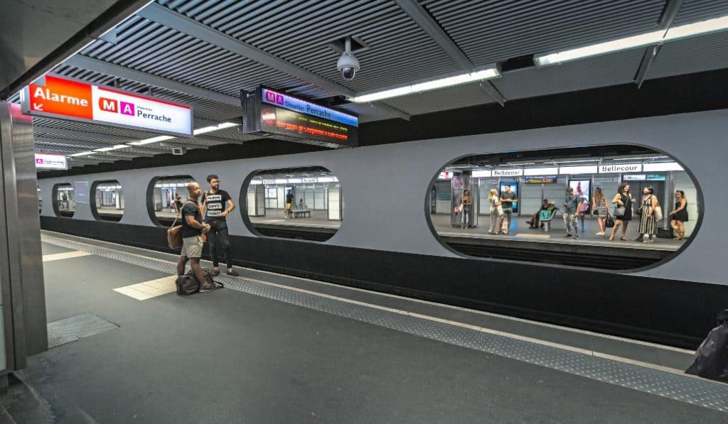 Le métro de Lyon ouvert jusqu'à 2h du matin dès ce week-end !